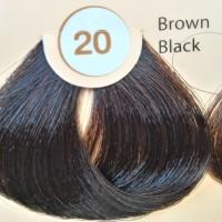 REVLON COLORSILK NON AMONIAK HAIR COLOR BROWN BLACK CAT RAMBUT