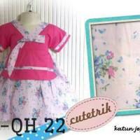 harga DRESS BAJU ANAK HANBOK KOREA KATUN JEPANG CUTETRIK 2-7 Th QH 22 Tokopedia.com