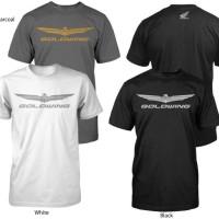 harga Tshirt/t Shirt/kaos Goldwing Honda Tokopedia.com