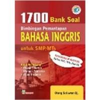 1700 Bank Soal Bahasa Inggris SMP/MTs Kurikulum 2013