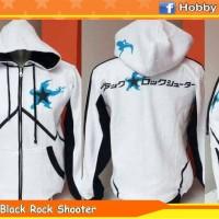 [ANIME] Hoodie Black Rock Shooter