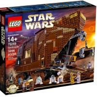 Lego 75059 Sandcrawler Star Wars UCS