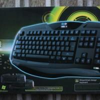Keyboard Gaming E-Blue COBRA II Backligthing