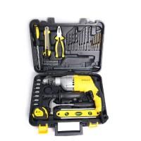 Mesin Bor Tembok Impak Lengkap STANLEY STDH7213 Value Pack