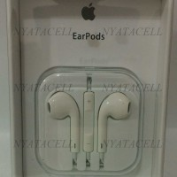 Earphone Apple iPhone 5 Original 100% Ori /Headset/Ori/Earpods/iPad