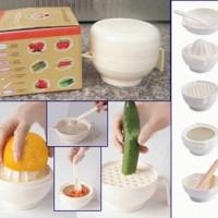 Homemade Baby Food Maker / Pembuat Makan Bubur Saring MPasi Bayi