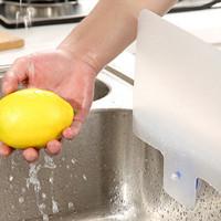 Tatakan Air / Anti Cipratan Air Sink dan Wastafel [HKN047]