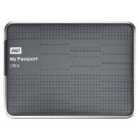 """WD My Passport Ultra 2.5"""" 1TB USB 3.0 Silver Titanium"""