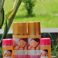 Aman Untuk Rambut Bayi dan Anak Minyak Kemiri