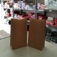 Kantong Kertas | Paperbag Roti / Donut (isi 50 pcs)