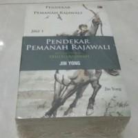 Bundel Novel Pendekar Pemanah Rajawali