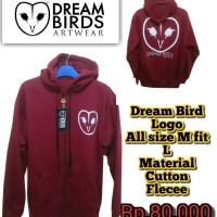 harga Jaket Sweater Hoodie Dream Bird Logo Tokopedia.com