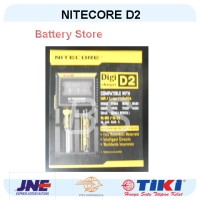 NITECORE DigiCharger D2 - Charger 18650 18350 14500 26650 AA AAA C!