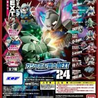 Gashapon Gundam Next 24