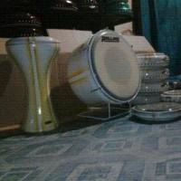 alat musik rebana lengkap