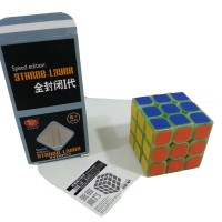 Rubik 3x3 Glow In The Dark Rubix Yong Jun Magic Cube