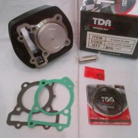 harga Blok Bore Up Tdr Yamaha Byson 66mm Tokopedia.com