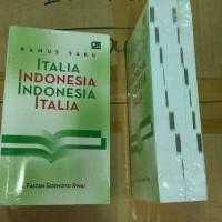 harga Kamus Saku Italia-indonesia # Indonesia-italia Tokopedia.com