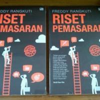 Riset Pemasaran - Freddy Rangkuti