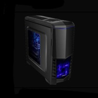 RAIDMAX GAMING CASE SCORPIO V BLACK