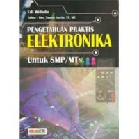 harga PENGETAHUAN PRAKTIS ELEKTRONIKA UNTUK SMP/MTS Tokopedia.com