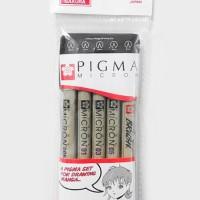 Pigma Micron Set 5