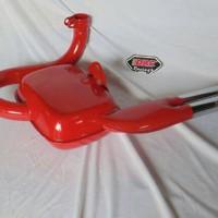 harga Knalpot Vespa DRC standar double silencer Tokopedia.com