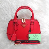 Prada Alma Lilliput - Red