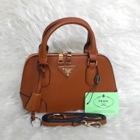 Prada Alma Lilliput - Brown