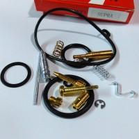 harga Repair Kit Carb / Repairkit Karburator Grand, Supra, Astrea 800, Prima Tokopedia.com