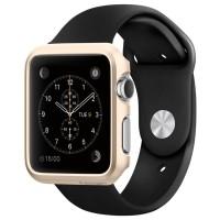 Spigen Thin Fit Apple Watch 42MM - Champagne Gold