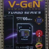 Micro SD VGEN 8GB Class 10