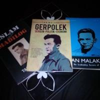 harga Tan Malaka ; Gerpolek , Islam Dalam Madilog, The Leadership Secret Of Tokopedia.com
