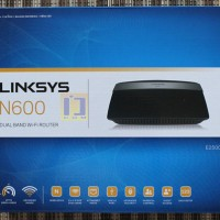 Wireless Router Linksys E2500 N600 DUAL-BAND