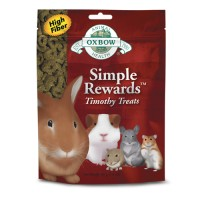 harga Oxbow Simple Rewards Timothy Treats 60gr Snack Kelinci Marmut Hamster Tokopedia.com