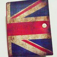 Binder 26 Ring UK Flag