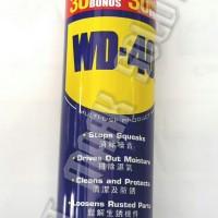 WD-40 412 ML/ 13.9 FL OZ / 336 GR Penetrating Oil (Pelumas Anti Karat)