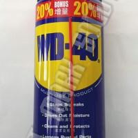 WD-40 333 ML/ 11.2 FL OZ / 272 GR Penetrating Oil (Pelumas Anti Karat)