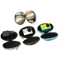 Gopro Hero4 Session 3 + HARD CASE / TAS CAMERA Pocket Camera Bag