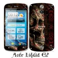 Garskin Acer Liquid E2 - Gambar Bisa Request