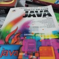 Mudah Belajar Java (Revisi Kedua) + CD