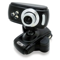 Webcam USB Mic Microphone 5 MP Mega Pixel Web Camera 3 Led VideoChat