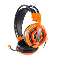 E-blue Cobra Stereo Gaming Headset Orange