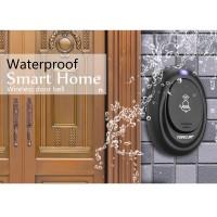 Wireless Smart Home Waterproof Alarm Doorbell Forecum / Bel Pintu
