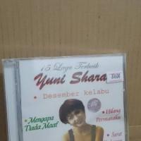 CD ORIGINAL YUNI SHARA - 15 LAGU TERBAIK YUNI SHARA
