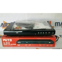 Mito DVD player S633/VCD/MP3