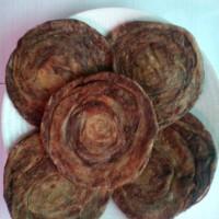 Roti Maryam / Roti Cane Rasa Cokelat