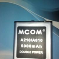 Baterai Mito A 210 Merk Mcom