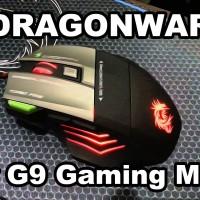 DRAGON WAR GAMING - THOR GAMING MOUSE