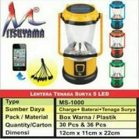 harga Lampu Petromak Tenaga Surya Mitsuyama Tokopedia.com